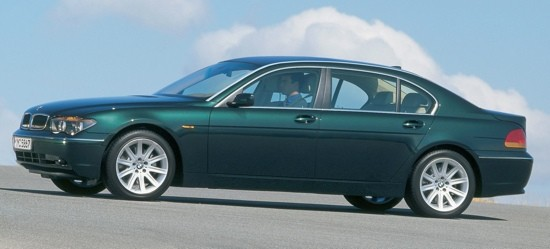 BMW-7-series-long-wheelbase CPA по-немецки