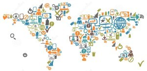 world-map-composed-social-web-icons-device-31708505