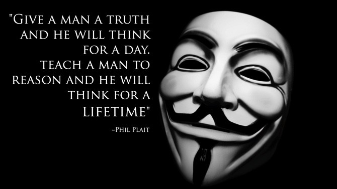 EmilysQuotes.Com-truth-reason-teach-Phil-Plait PMM-action. Обзор эксклюзивов